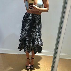 Isabel Marant pour H&M Silk Skirt